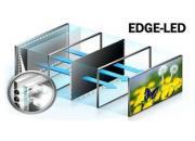 Edge LED (подсветка размещена по краям экрана)