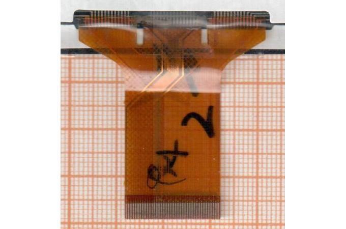 Тачскрин для планшета RoverPad Air 7.85 (MF-500-079F-3 FPC) (черный)