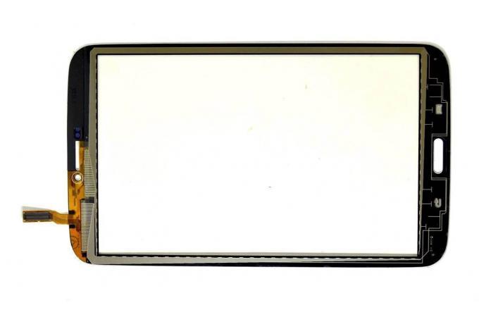 Тачскрин для Samsung T311 Galaxy Tab 3 8.0 (белый)