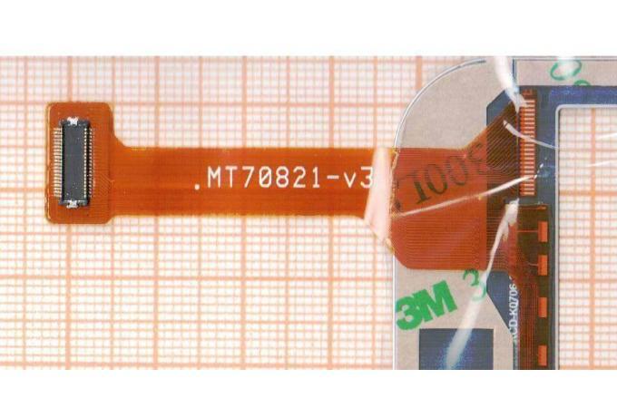 Тачскрин для планшета Fly Flylife Connect 7.85 3G Slim (MT70821-V3) (белый) (070)