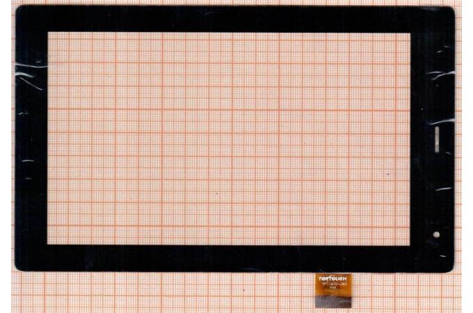 Тачскрин для планшета Prestigio MultiPad PMT3277C 3G (черный) (360)