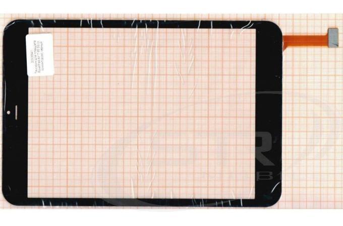 Тачскрин для планшета MT70821-V3 (черный (641)