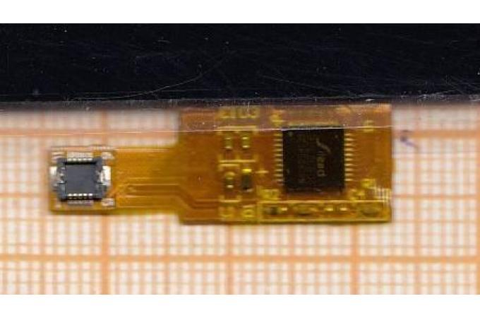 Тачскрин для планшета 70037a2_fpc (черный) (760)