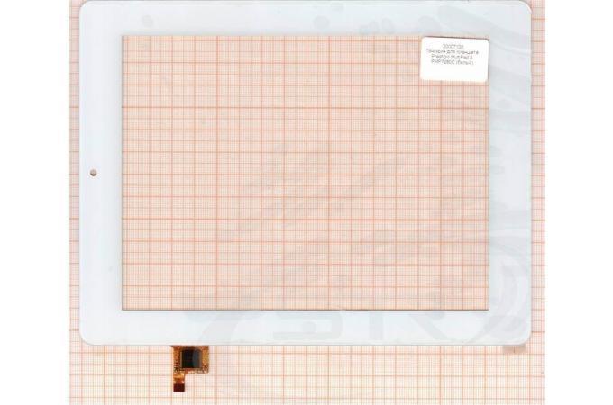 Тачскрин для планшета 080088-01A-V2 (белый) (108)