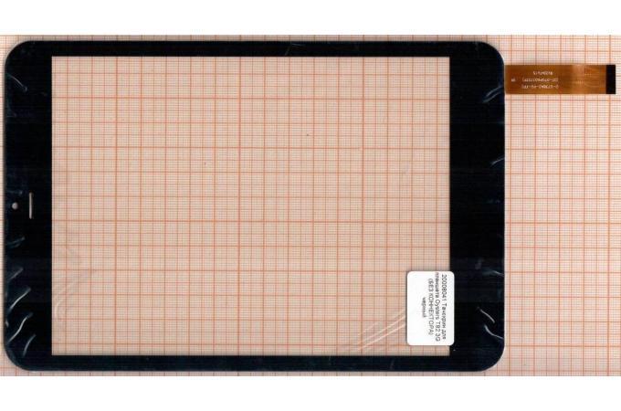 Тачскрин для планшета DT-070P60372TP (черный) (041)