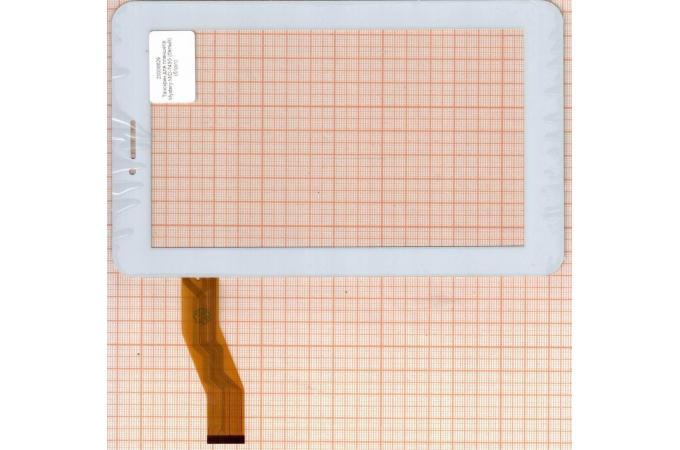 Тачскрин для планшета Mystery MID-743G (NJG070090CGGLB V1) (белый) (51pin)