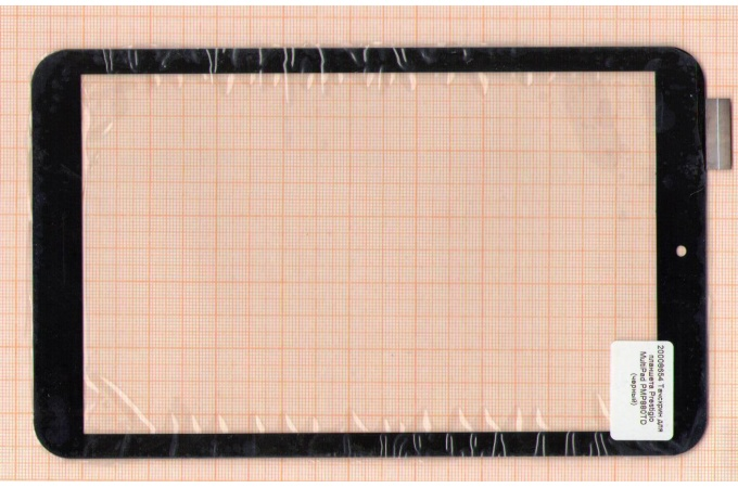 Тачскрин для планшета Prestigio MultiPad PMP880TD (черный)