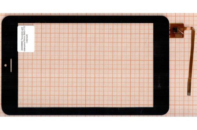 Тачскрин для планшета Ritmix RMD-770 (черный)