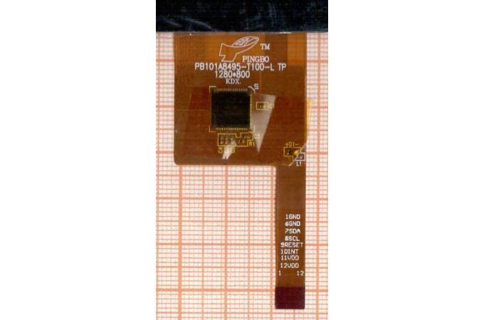 Тачскрин для планшета iconBit Nettab THOR QUAD (NT-1004T) (черный) (700)