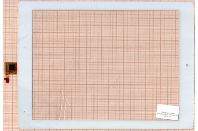 Тачскрин для планшета AD-C-971551-GGCT363 (белый) (167)