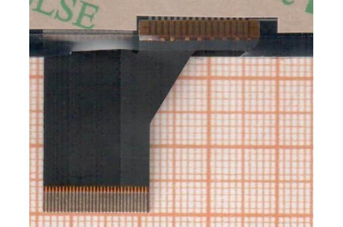 Тачскрин для планшета китайского Samsung pc-7011a (черный) (246)