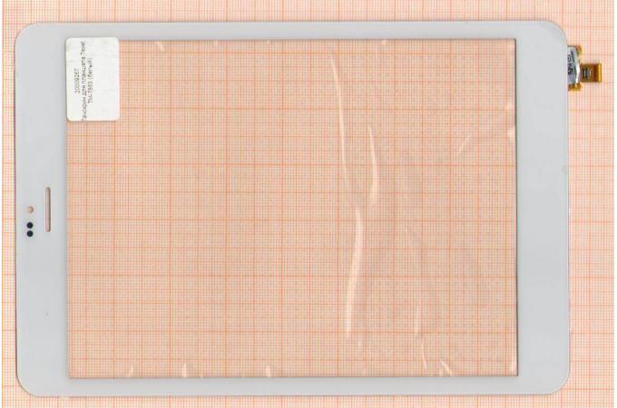 Тачскрин для планшета 80701-0A4791C (черный) (267)