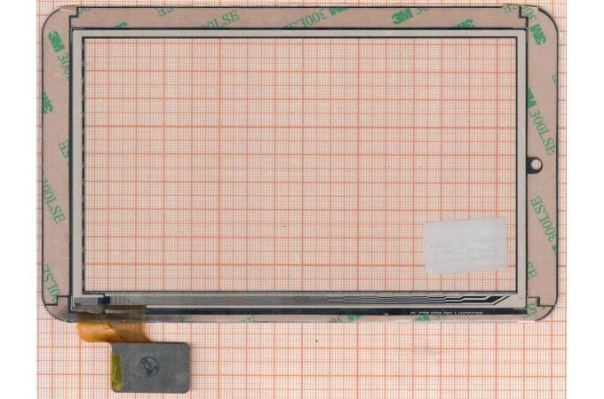 Тачскрин для планшета fpc-ctt-0700-083-1 (черный) (361)