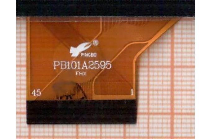 Тачскрин для планшета Prestigio MultiPad PMT3031 Wize 3G (черный) (042)
