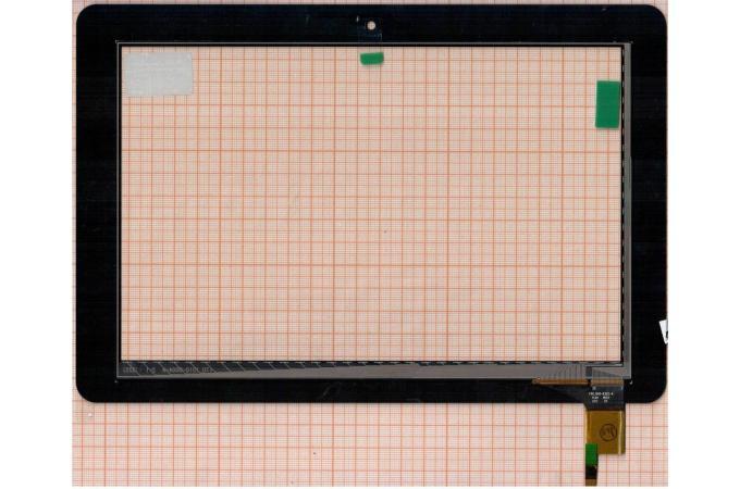 Тачскрин для планшета DNS AirTab P100qw (черный) (049)