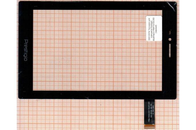 Тачскрин для планшета Prestigio MultiPad 4 PMP7070C3G (черный)