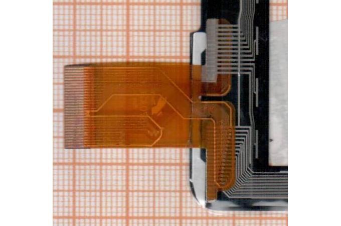 Тачскрин для планшета Prestigio MultiPad PMT3787 3G (черный) (394)