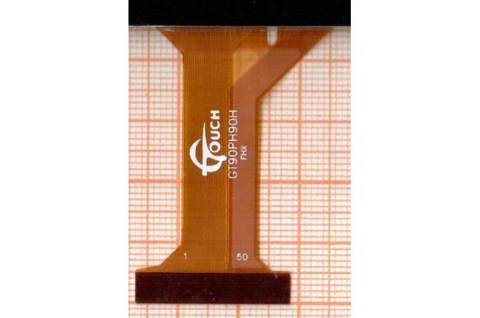 Тачскрин для планшета GT90PH90H (черный) (412)