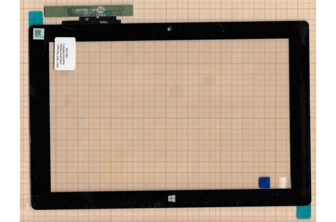 Тачскрин для планшета Prestigio MultiPad PMP810E (черный)