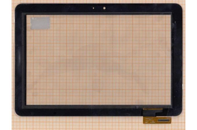 Тачскрин для планшета TP101JCZS02 FP-2 (черный) (375)