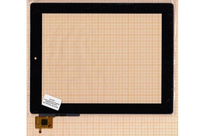 Тачскрин для планшета a010-fm1005b1-ty (черный) (160)