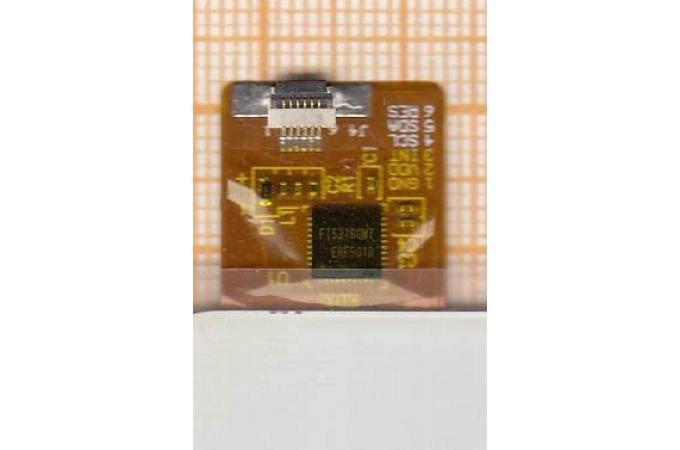 Тачскрин для планшета TurboPad 702 (белый)