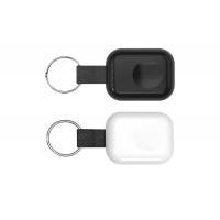 Портативное беспроводное зарядное устройство для Apple Watch 1-4 серии цвет черный/белый