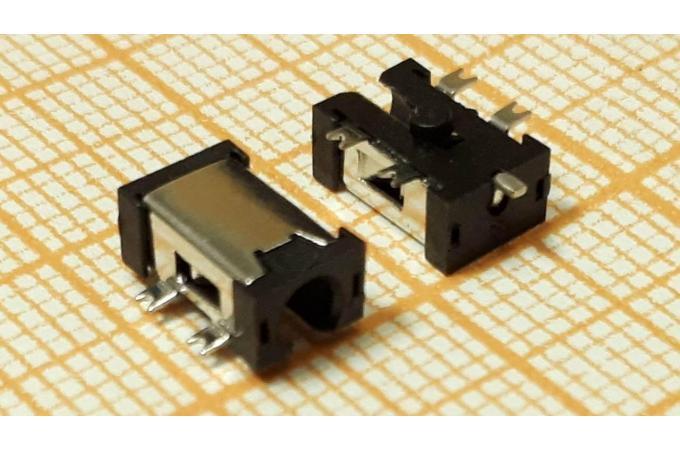 Разъем питания для планшета DC057 (2.5*0.7mm)
