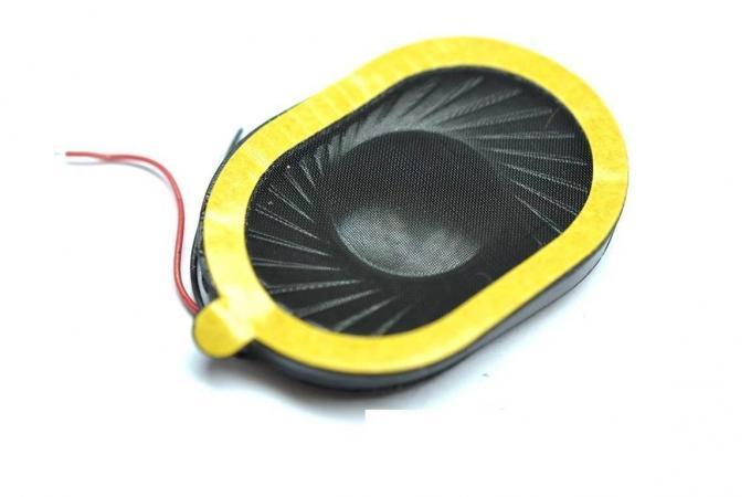 Buzzer (звонок) универсальный 35 x 25 mm овальный (2535)