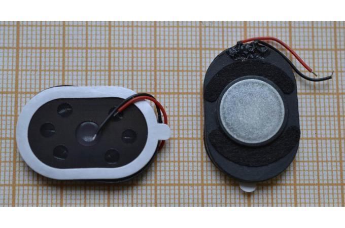 Buzzer (звонок) универсальный 20 x 30 mm овальный (2030)