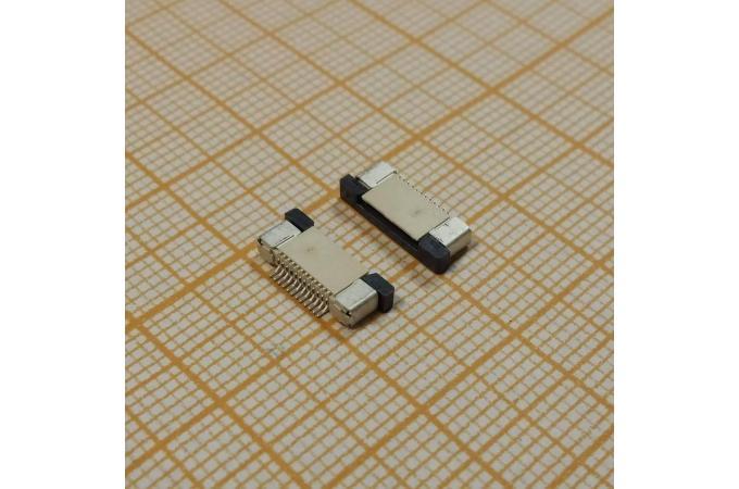 Контакты на плату под шлейф 12pin (планка снизу шлейфа)