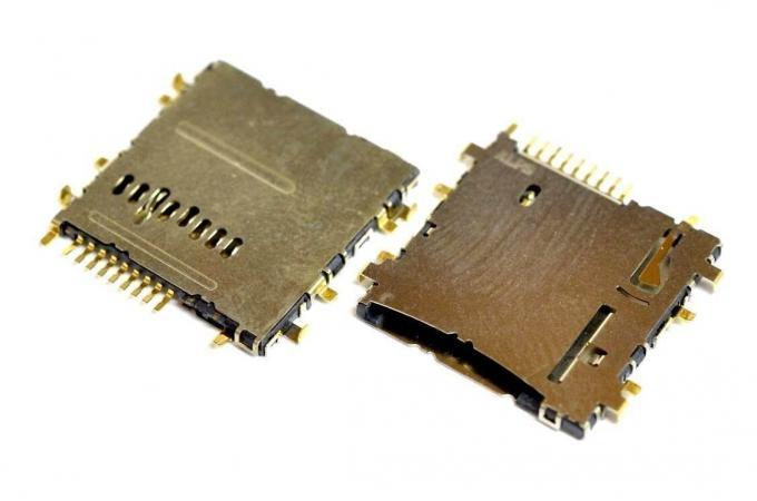 Контакты MMC для Samsung P5200