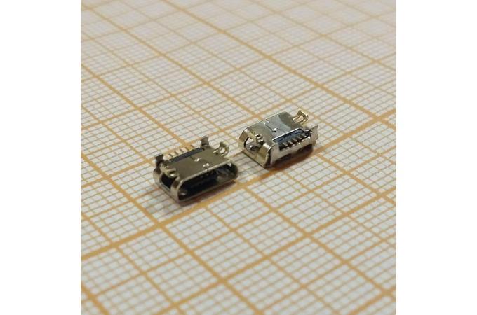 microUSB 2.0 разъем для планшетов Jack016 (5pin)