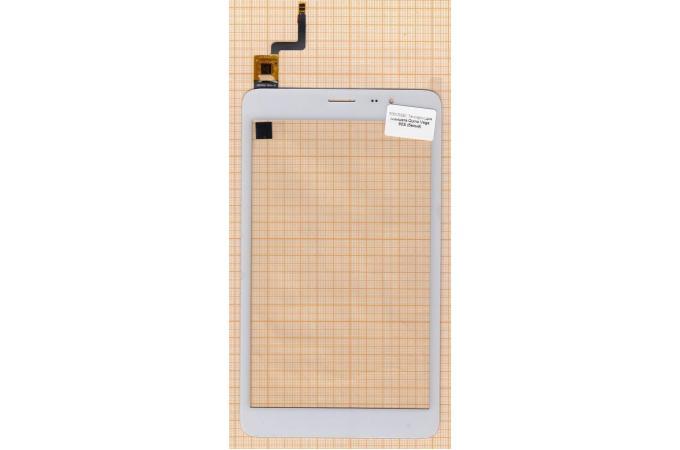 Тачскрин для планшета 080302-01A-V1 (белый) (551)