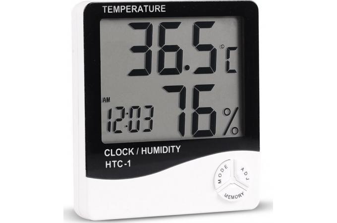 Часы-метеостанция HTC-1