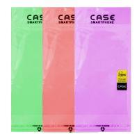 Пакетик для чехла CASE Smartphone цвет в ассортименте 17/10 см (за 10 штук)