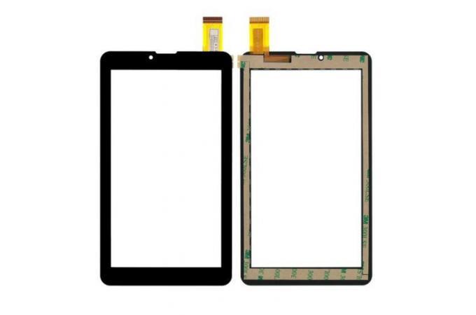 Тачскрин для планшета HSCTP-787-10.1-V0 (черный)