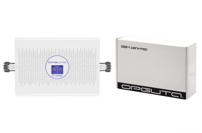Орбита OT-GSM22 (1800/3G-2100) усилитель GSM репитер