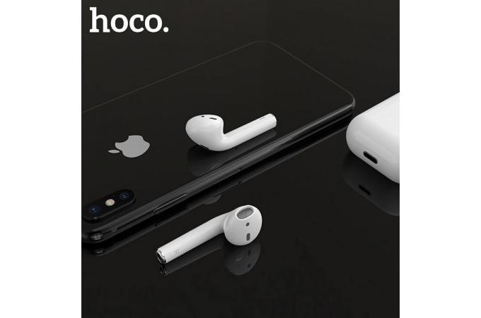 Беспроводные наушники ES39  Original series TWS wireless headset  HOCO белые