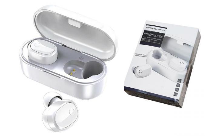 Bluetooth наушники-гарнитура Орбита OT-ERB35 (bluetooth)