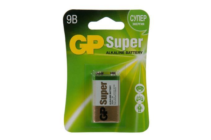Батарея щелочная Pleomax Samsung 6F22 9V крона BL1 (цена за 1 шт)
