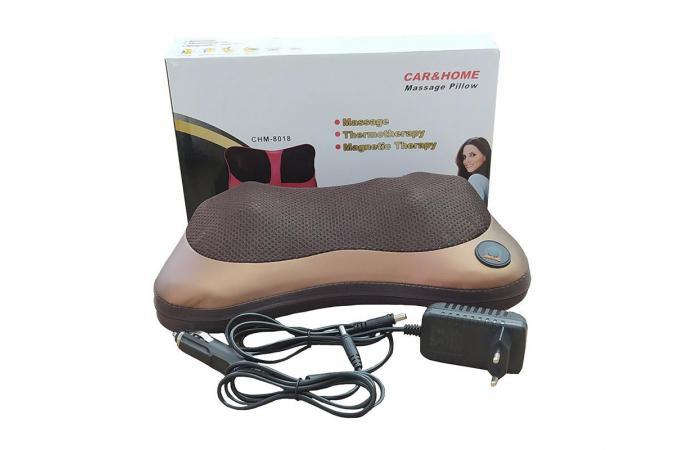 Массажная подушка CAR AND HOME CHM-8028 (массажер)