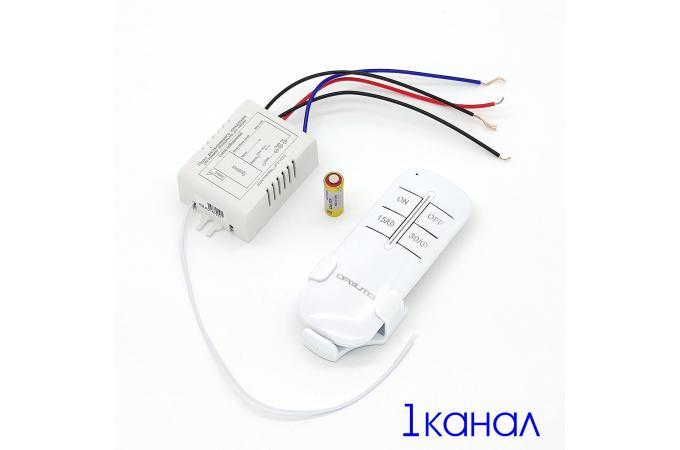 Орбита OT-HOS01 Пульт ДУ для световых приборов (1 канал, 220В)