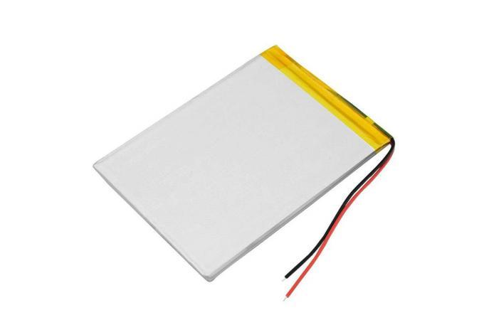 Аккумулятор универсальный 105x65x4 3.7V 3800mAh (0465115P)