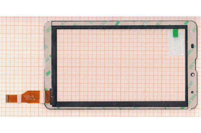 Тачскрин для планшета BQ 7059G (черный) (759)