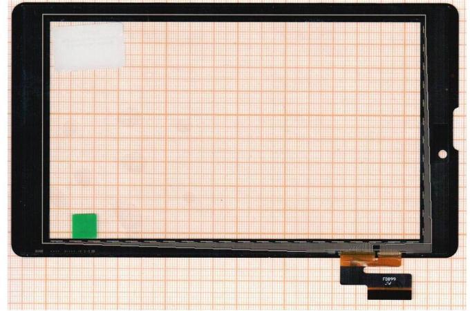 Тачскрин для планшета Prestigio MultiPad PMP3007C 3G (черный) (112)