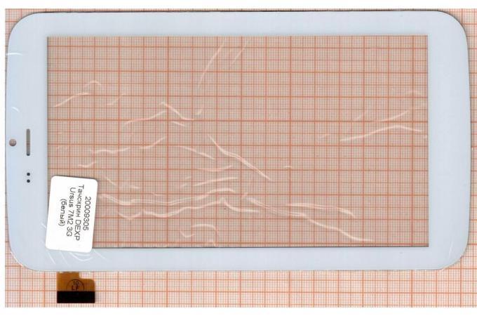 Тачскрин для планшета DEXP Ursus 7M2 3G (белый)