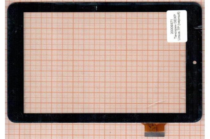 Тачскрин для планшета zhc-0385a (черный) (371)
