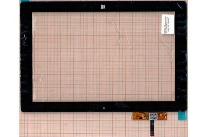 Тачскрин для планшета Digma Eve 10.2 3G (черный) (413)