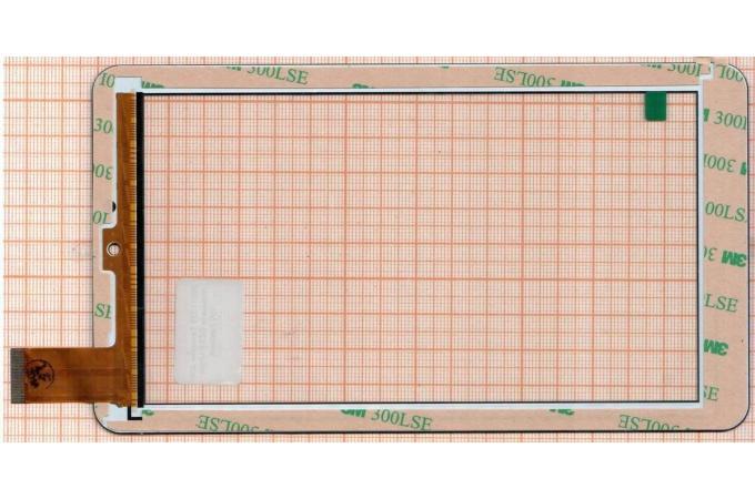 Тачскрин для планшета FPC-70A27-V01 fpc-70e2-v01 (черный) (025)